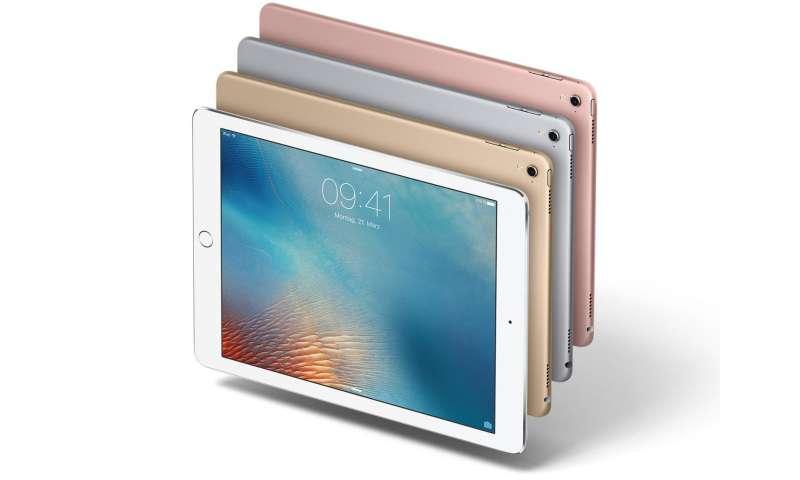 Apple iPad Pro 9.7-inch tablet