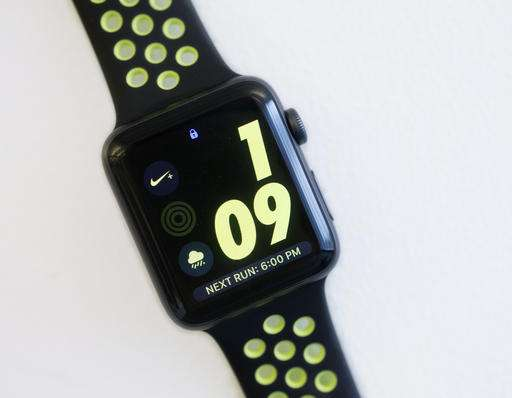 94faae9e7d7 Apple double downs on running with Nike-edition smartwatch