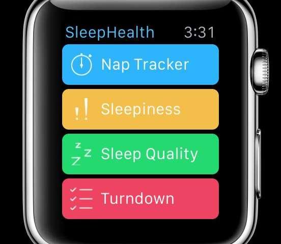 SleepHealth mobile study app grows along with Apple