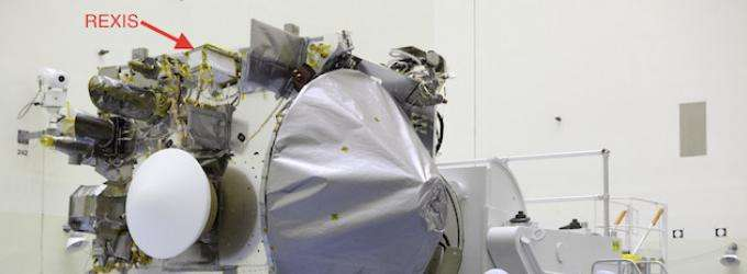 Asteroid mission will carry student X-ray experiment