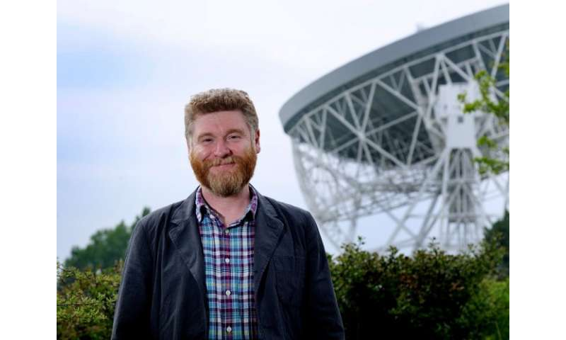 Astrophysics professor creates 'stellar' remix of space sounds