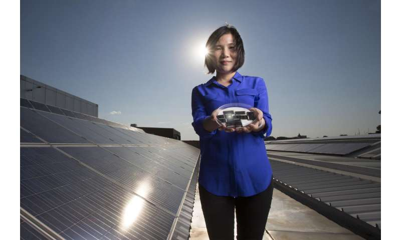 At last: Non-toxic and cheap thin-film solar cells for 'zero-energy' buildings