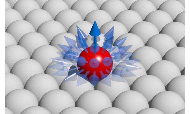 Atomic bits despite zero-point energy?