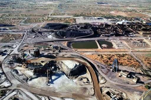 Australia is the world's third-ranking uranium producer behind Kazakhstan and Canada
