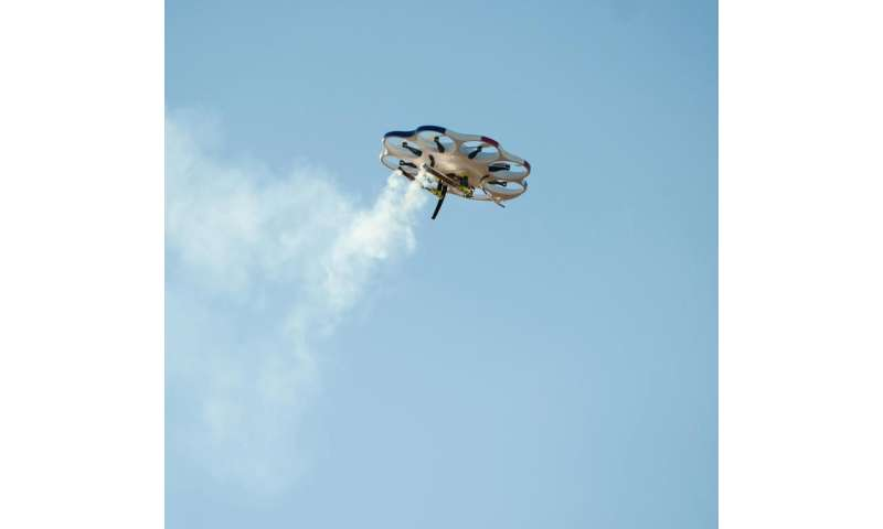 Autonomous cloud seeding aircraft successfully tested in Nevada