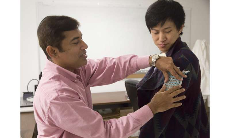 'Back to the Future' inspires solar nanotech-powered clothing