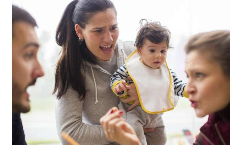 Better safe than sorry: Babies make quick judgments about adults' anger