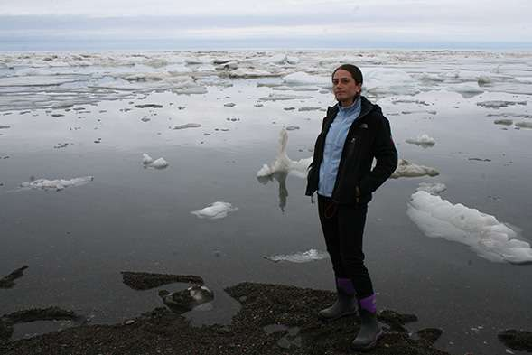 Biologist comments on a startling new finding in climate change research