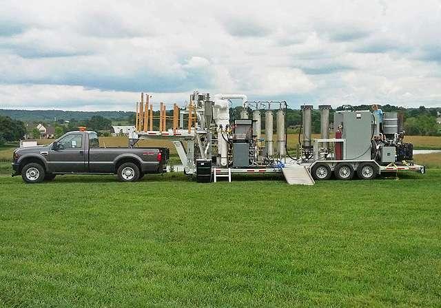 Bringing up biofuel