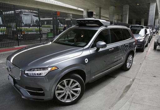 California, Uber in legal showdown over self-driving cars