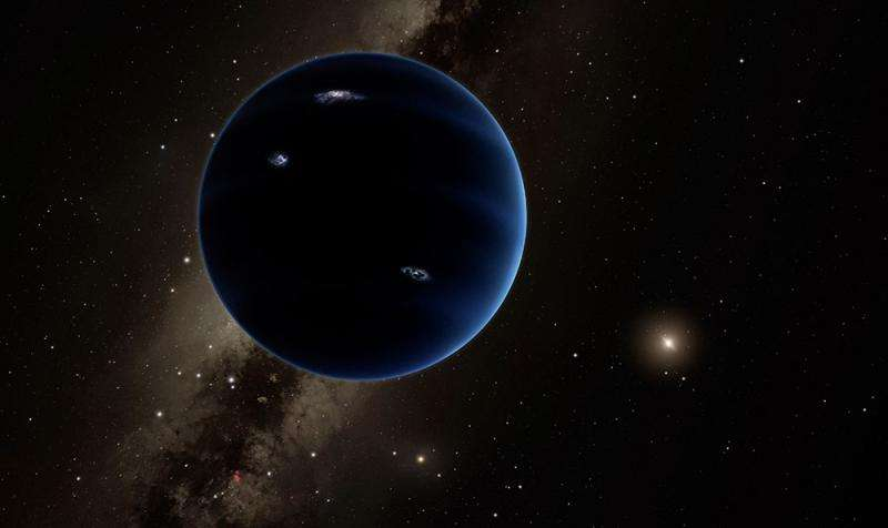 Caltech researchers find evidence of a real ninth planet