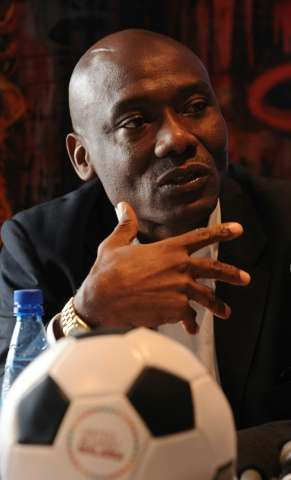 Cameroon's international striker Roger Milla was in 2015 named the best African footballer of the 20th century