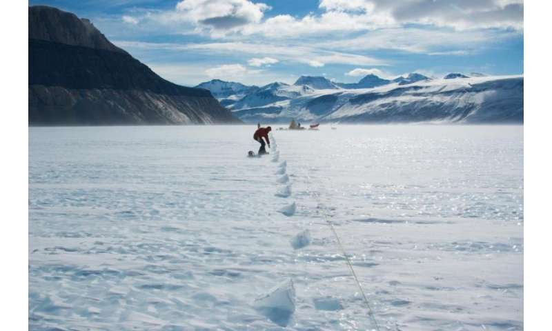 Carbon from land played a role during last deglaciation
