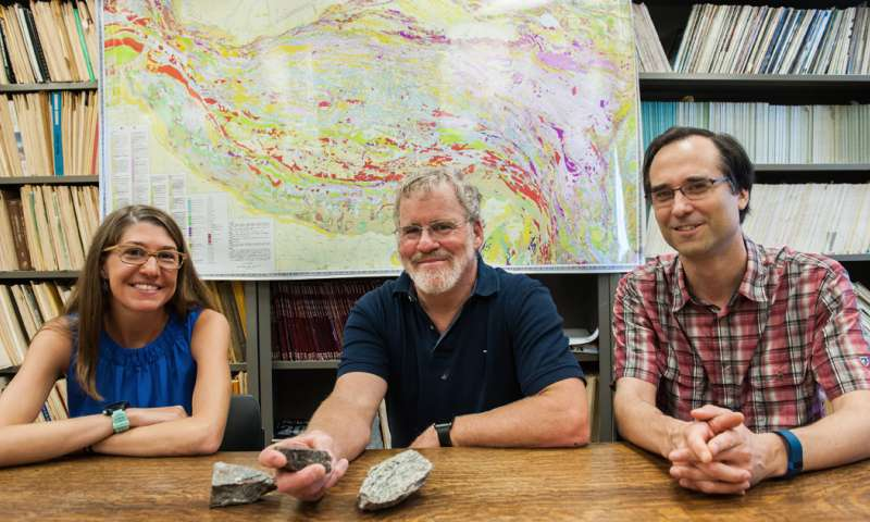 Case of Earth's missing continental crust solved—it sank