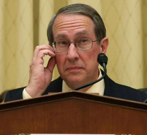 Chairman Bob Goodlatte (R-VA) listens to testimony during a House Judiciary Committee hearing, July 17, 2013 in Washington, DC