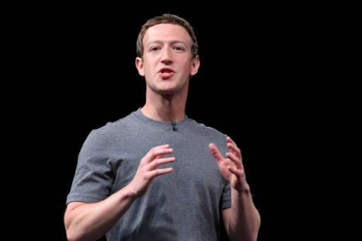 Chairman, chief executive, and co-founder of the social networking website Facebook Mark Zuckerberg has been at pains to plug pr