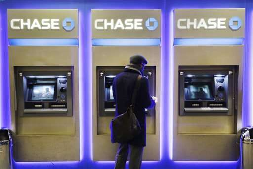 Chase planning rollout of card-free ATMs
