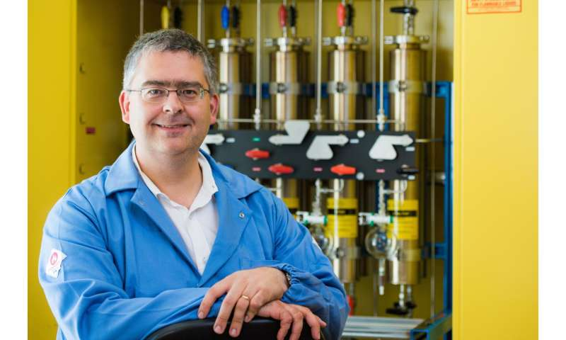 Chemists make strides to simplify drug design and synthesis