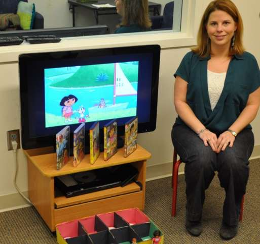 Children trust 'clever' characters on television