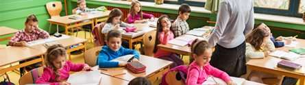 Children with mild attention problems 'fall behind their peers at school'