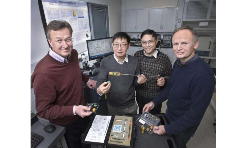 Chiral magnetic effect generates quantum current