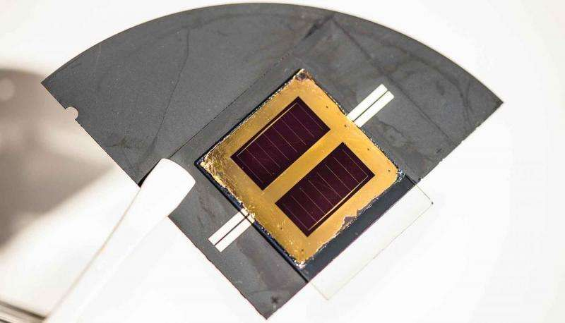 Claims for solar cell efficiency put to test at NREL