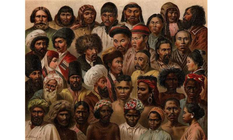 """Classification of humans into races """"the biggest mistake in the history of science"""""""