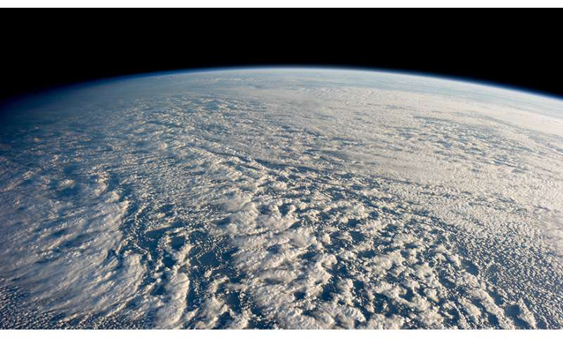 Clouds are impeding global warming... for now