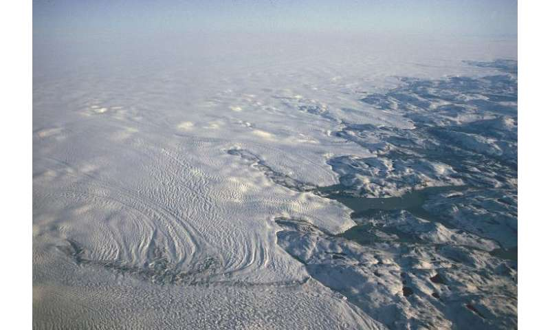 Clouds, like blankets, trap heat and are melting the Greenland Ice Sheet
