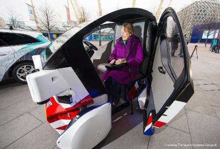 Connected autonomous vehicles promise travel freedom for older adults in the future