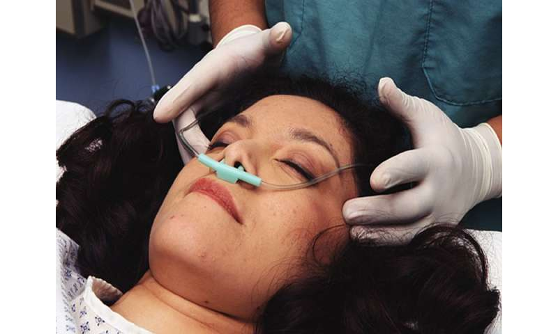 Conservative oxygen treatment linked to lower ICU mortality
