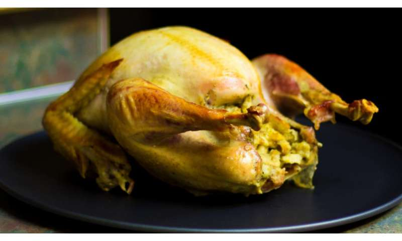 Cooking stuffing this holiday? Here's a simple way to help ward off foodborne illness