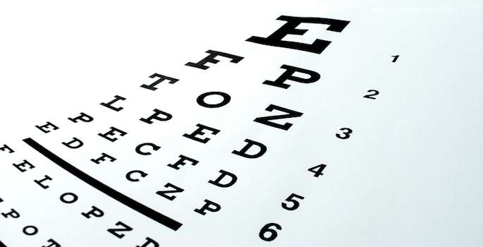 Cortical stimulation can improve vision temporarily