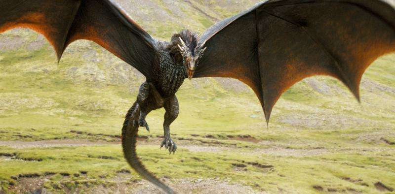 Could dragons on Westeros fly? Aeronautical engineering and maths say they could