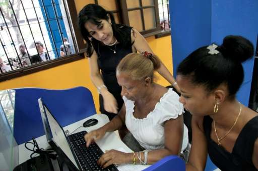 Cuba has some 900 state-run internet cafés and 200 wifi hotspots, but connection costs are prohibitively expensive for most
