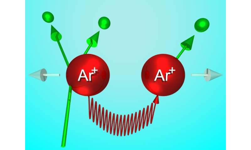Detailed insight into radiation damage caused by slow electrons