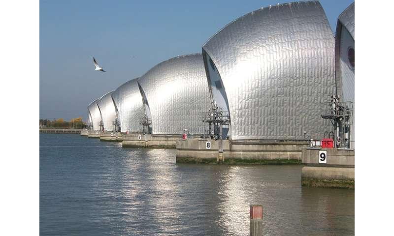 Detecting sea-level rise acceleration to improve UK coastal flood defences