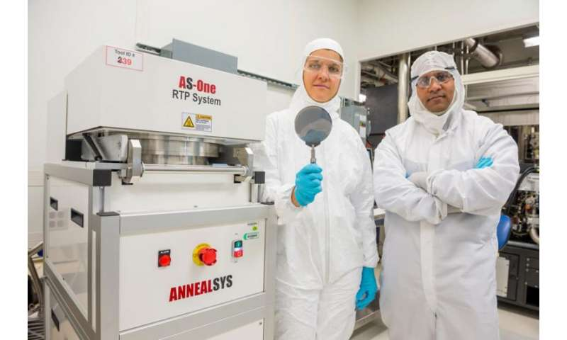 Diamond proves useful material for growing graphene