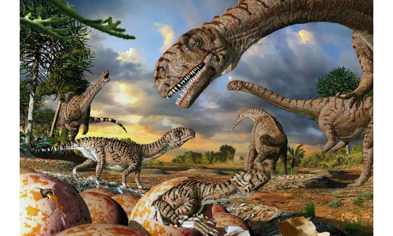 Did dinosaurs have lips? Ask this University of Toronto paleontologist