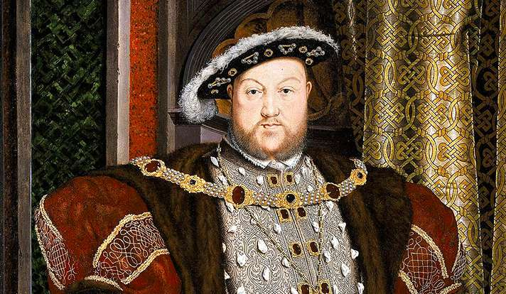 Did Henry VIII suffer same brain injury as some NFL players?