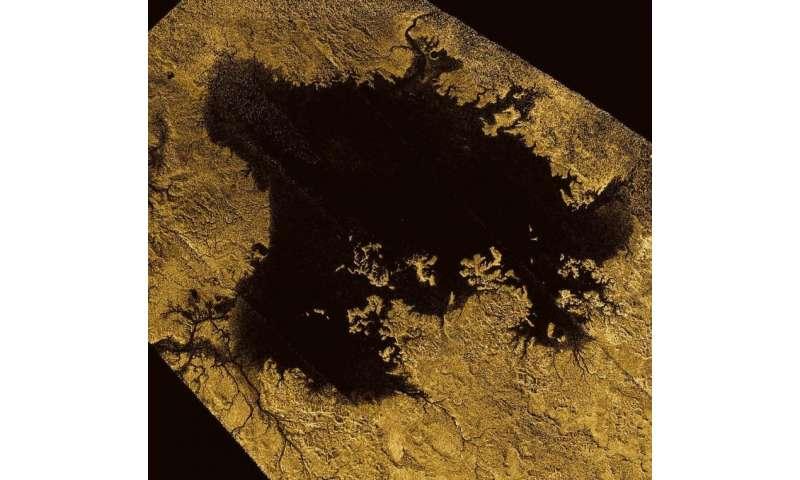 Discovering the bath scum on Titan