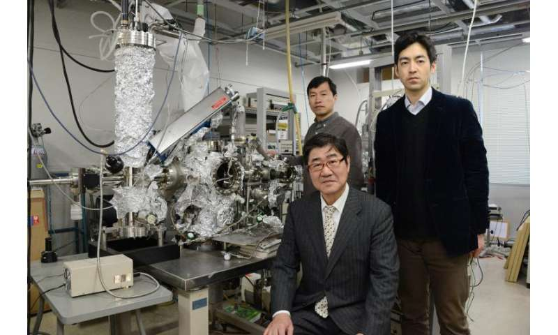 Discovery of the specific properties of graphite-based carbon materials