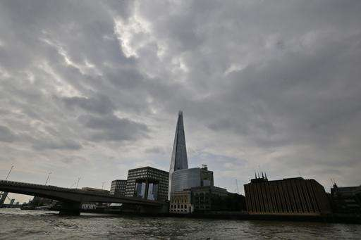 Drone had 'very near-miss' with plane near London's Shard