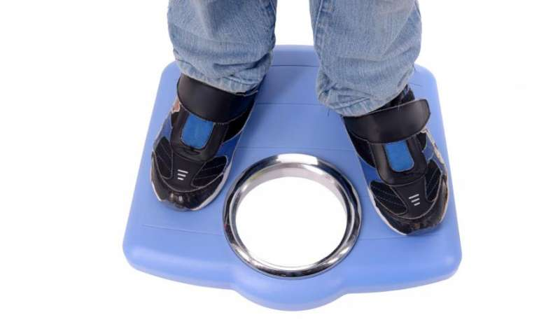 Drop in childhood obesity cannot be explained by health behaviors