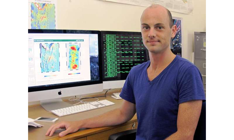 Earth's mantle appears to have a driving role in plate tectonics