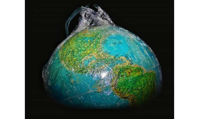Earth's 'technosphere' now weighs 30 trillion tons, research finds