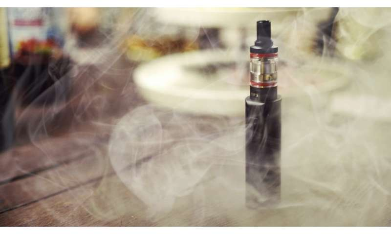 E-cigarettes not meeting potential as 'disruptive technology,' Georgia State public health study shows