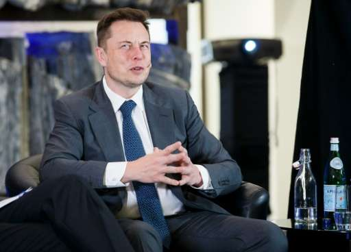 """Elon Musk, CEO of Tesla Motors, unveiled a design in 2013 for a super-fast transport system dubbed """"Hyperloop"""" that co"""