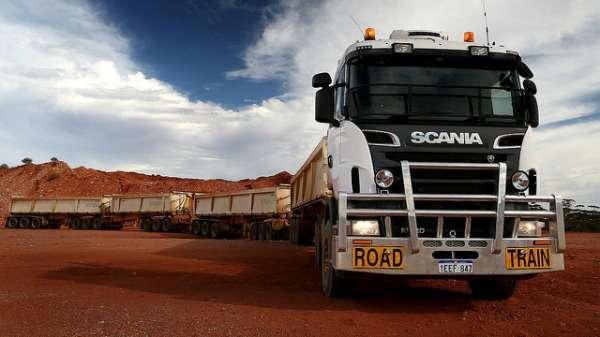 Empty trucks increase accident risk