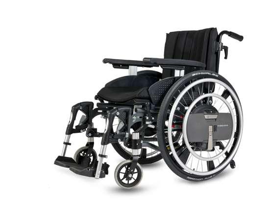 E-wheelchair should weigh less